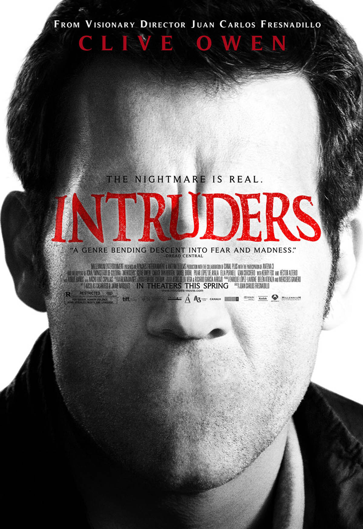 Poster Lab: Intruders