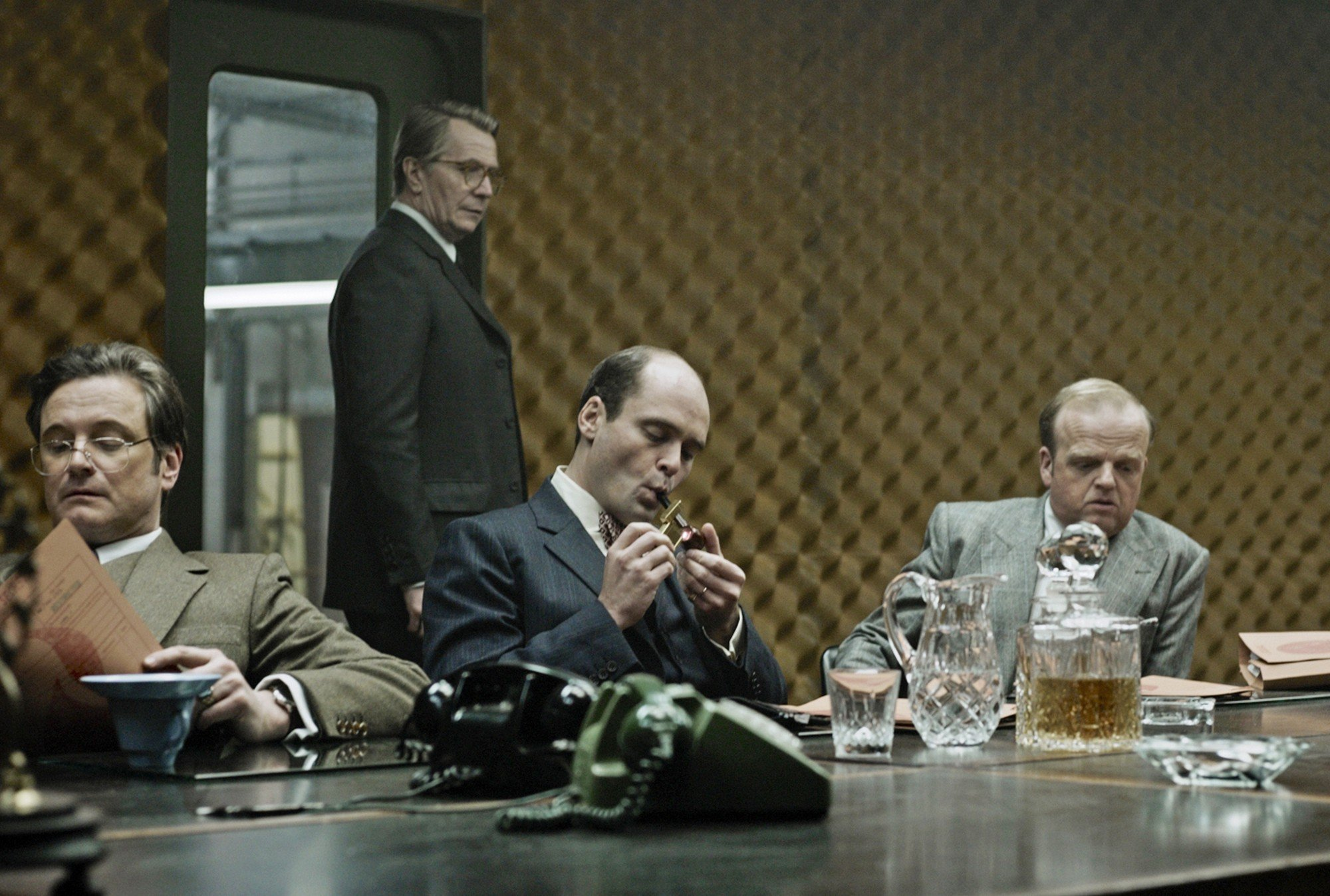 Understanding Screenwriting #90: Tinker Tailor Soldier Spy, The Adventures of Tintin, Contraband, & More