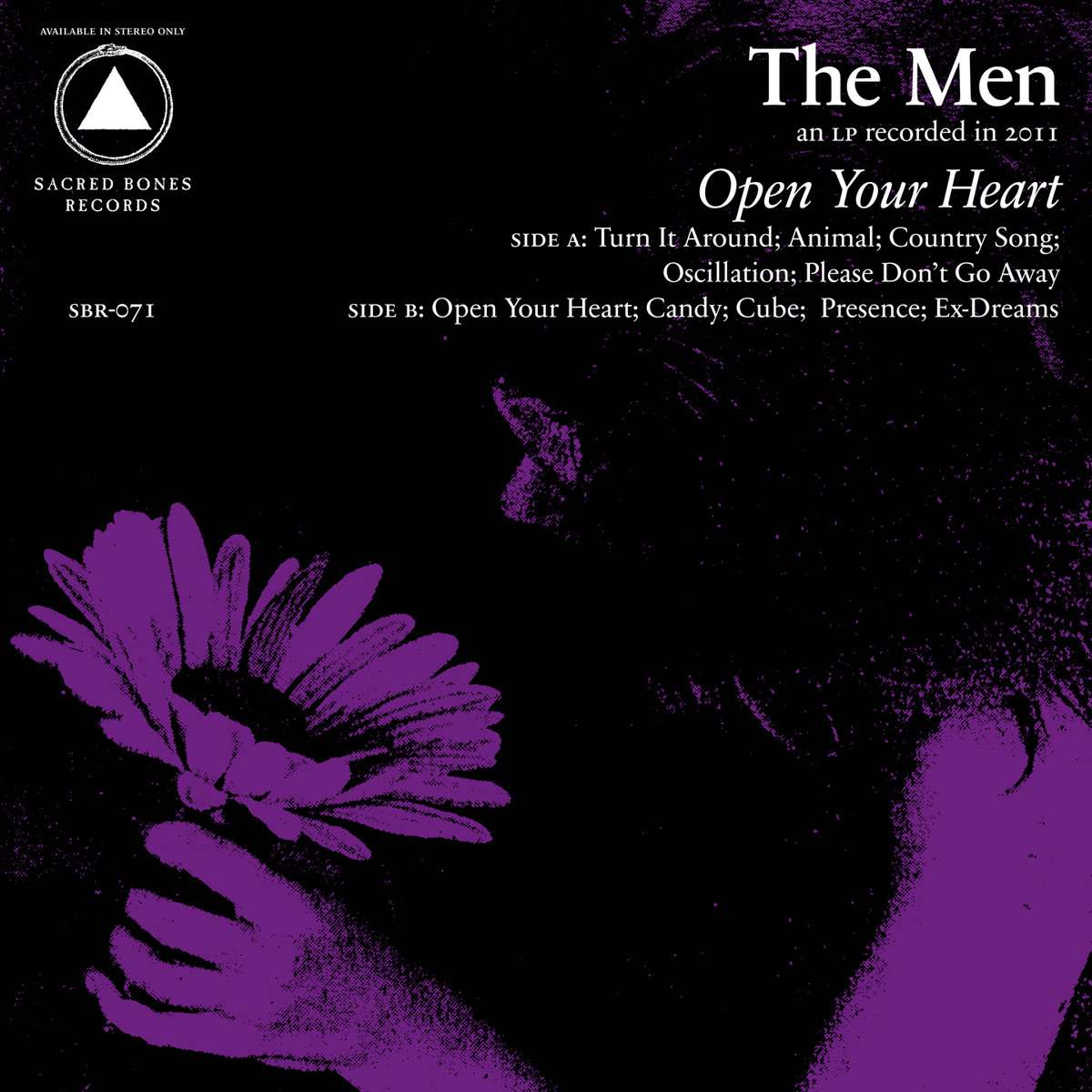 The Men, Open Your Heart