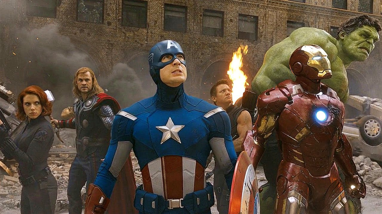 Critical Distance: The Avengers