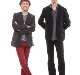 February House Composer Gabriel Kahane and Book Writer Seth Bockley Talk Communal Music