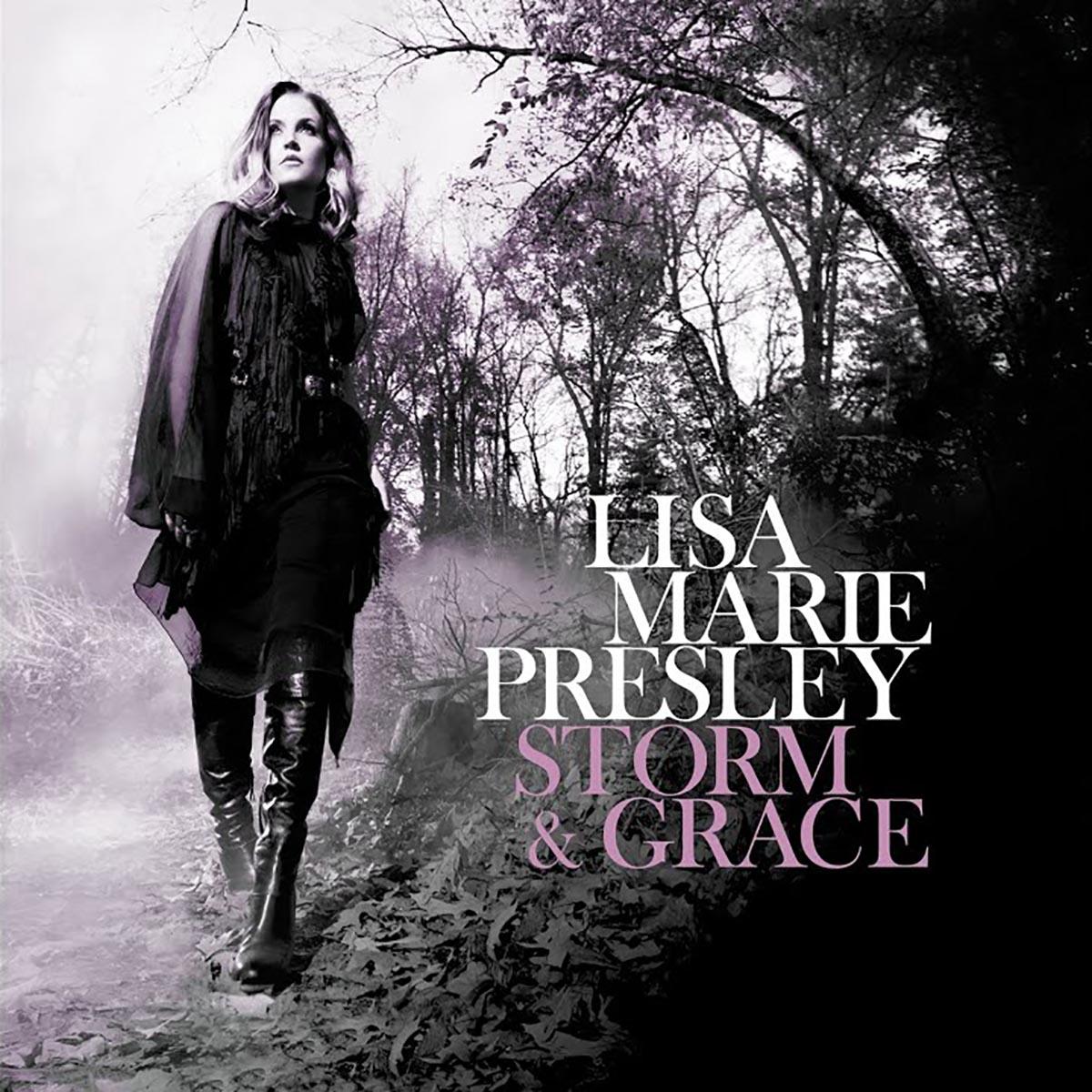 Lisa Marie Presley, Storm & Grace
