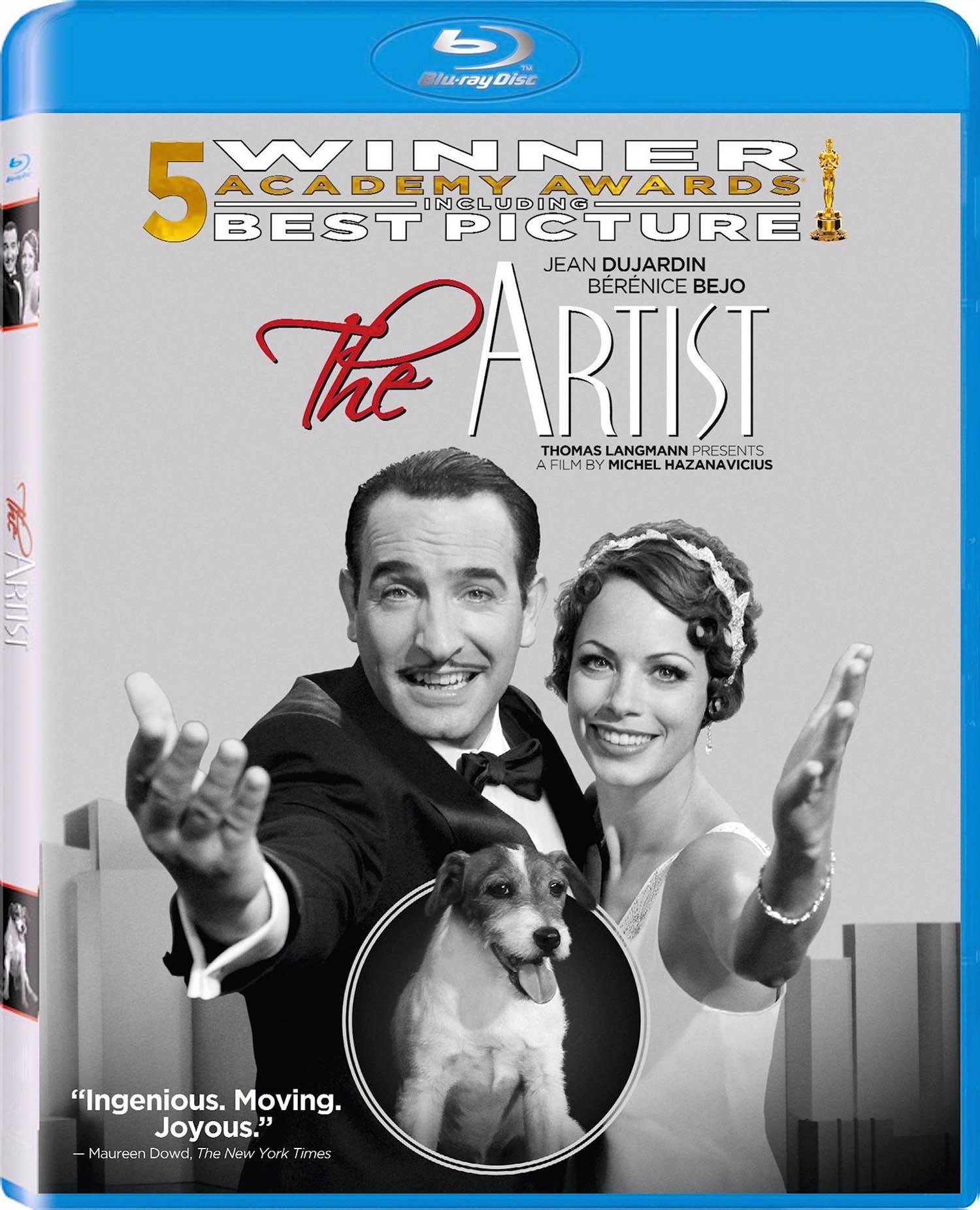 cfa06f9a764a Blu-ray Review  The Artist - Slant Magazine