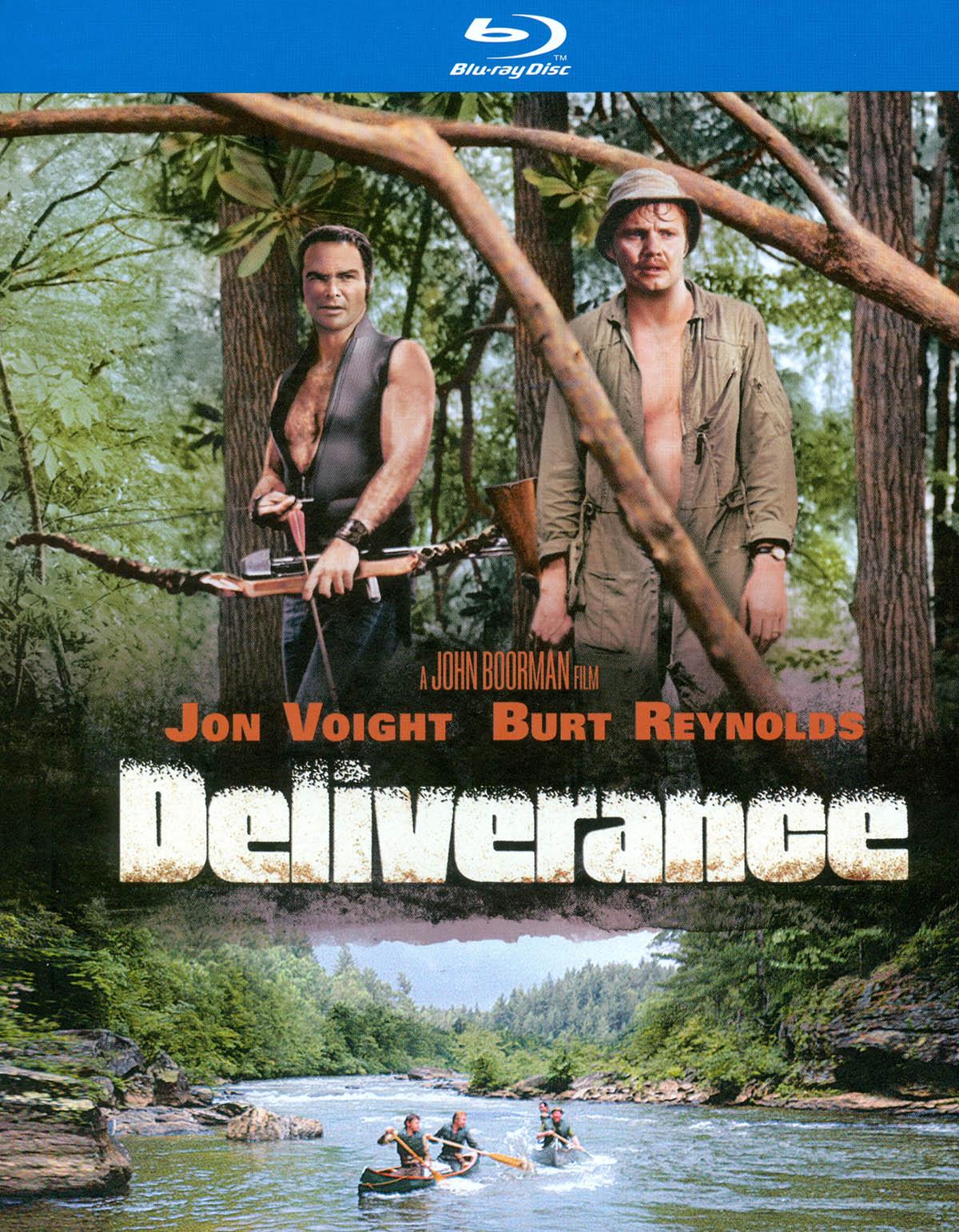 le film delivrance 1972