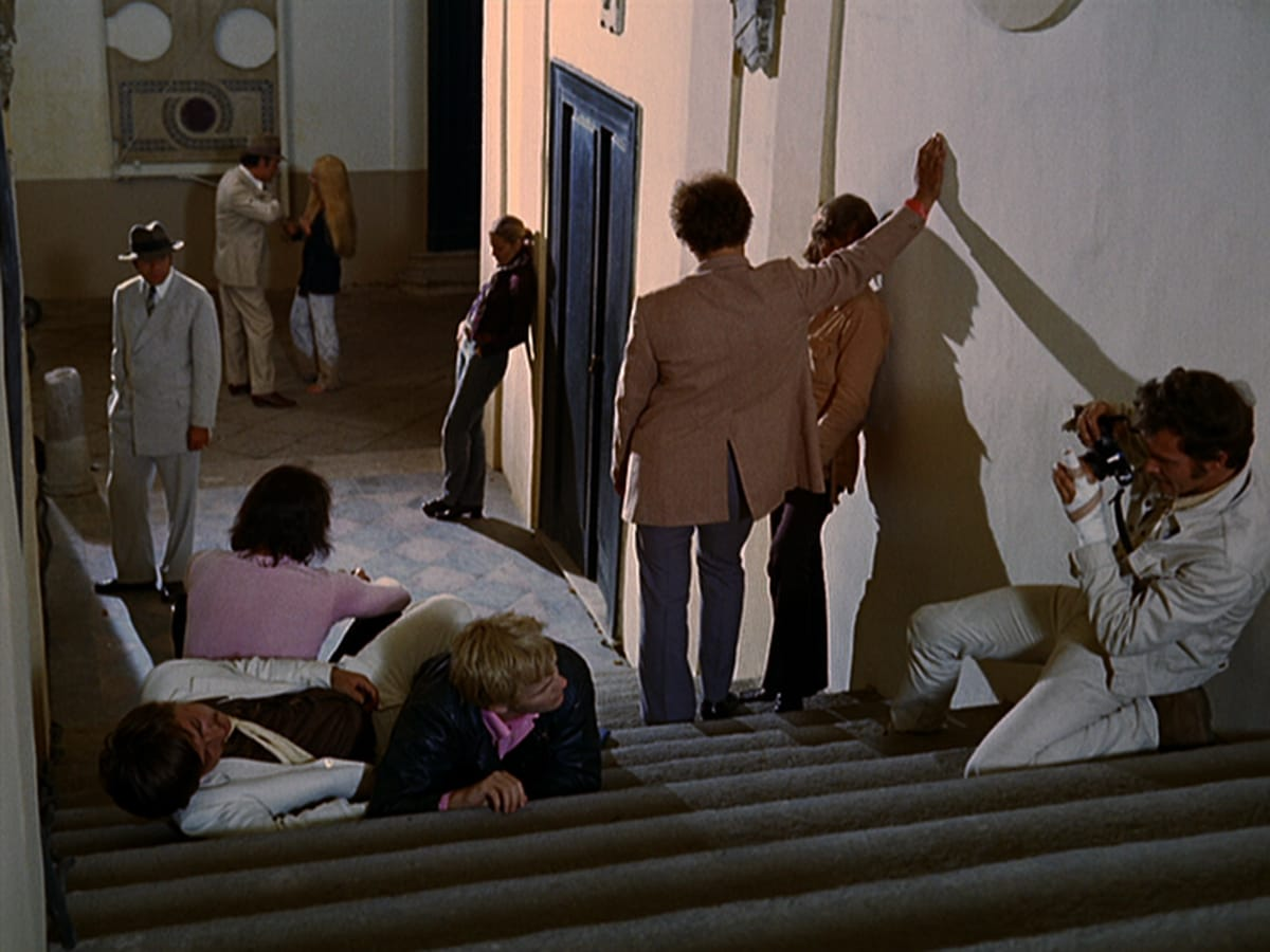 An Enchanting Proscenium: Rainer Werner Fassbinder's Beware of a Holy Whore