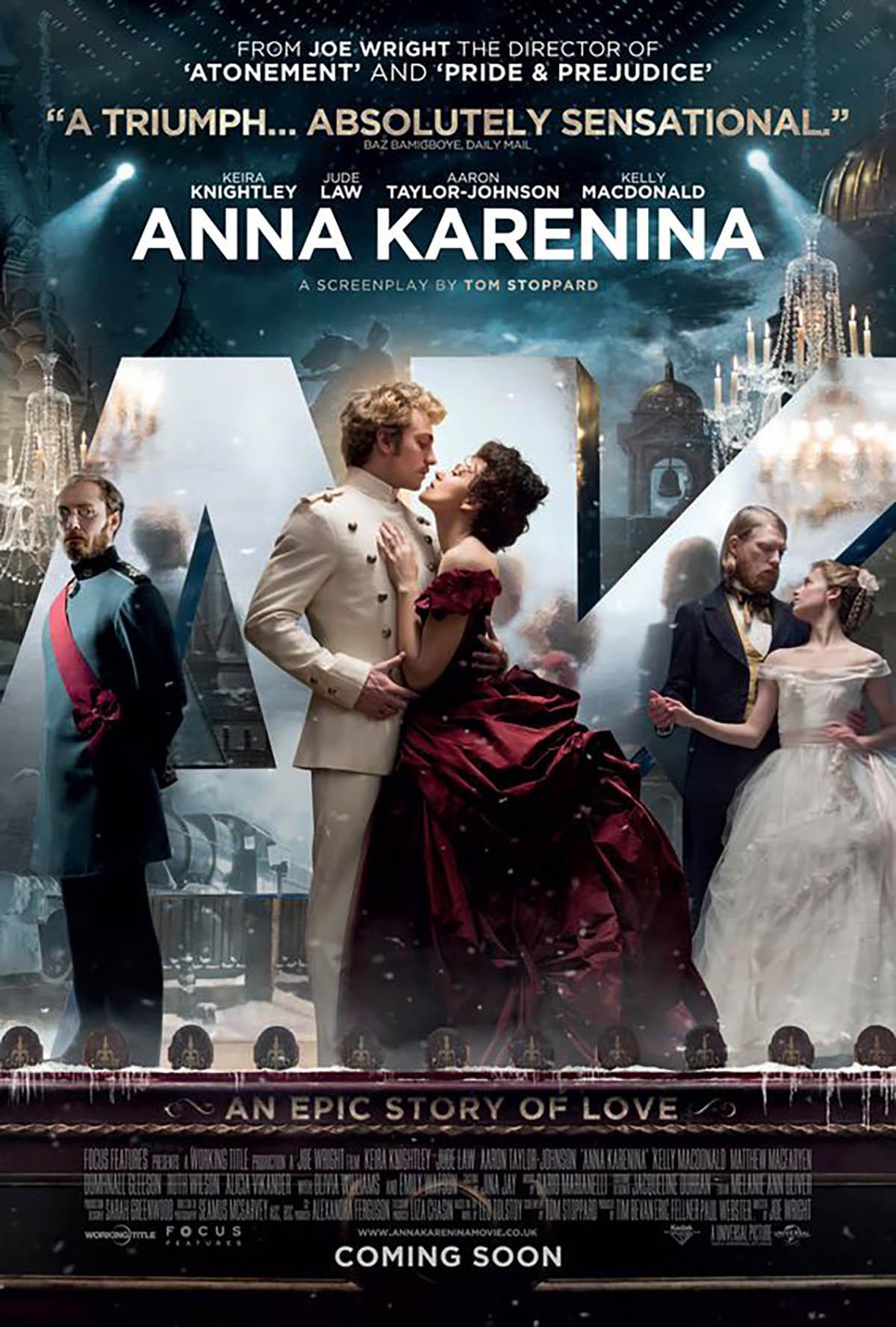 Poster Lab: Anna Karenina