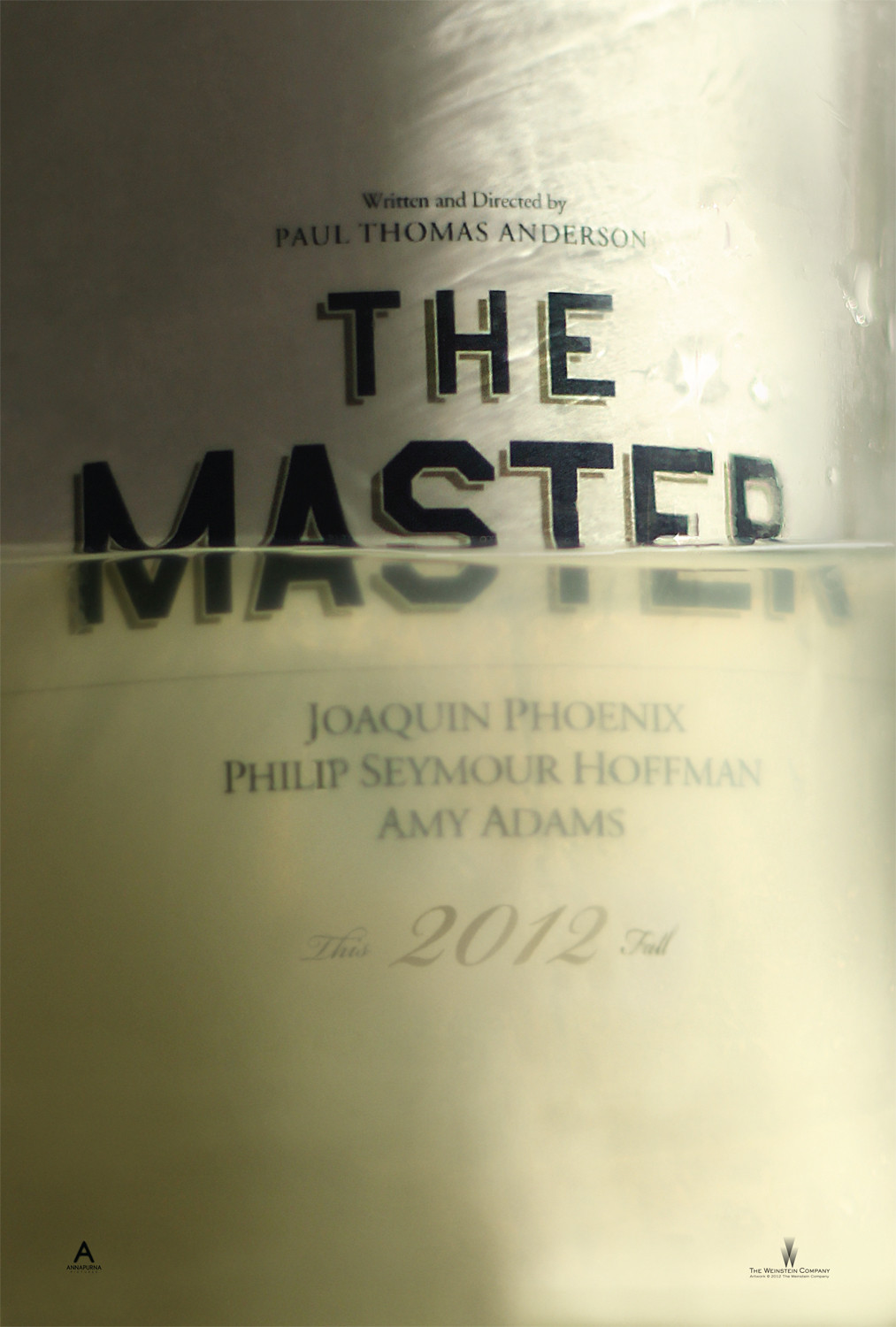 Poster Lab: The Master