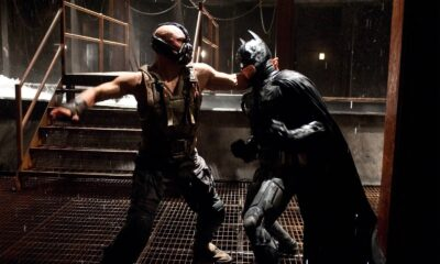 Critical Distance: The Dark Knight Rises