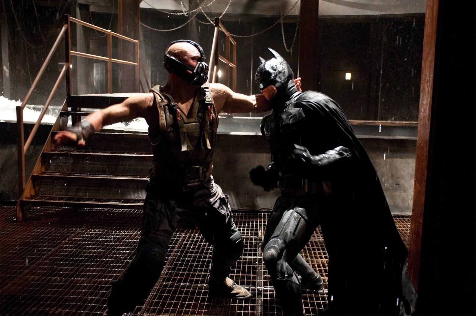 Critical Distance: The Dark Knight Rises