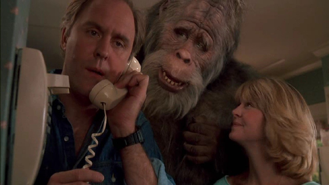 Summer of '87: Harry and the Hendersons: Messin' With Sasquatch