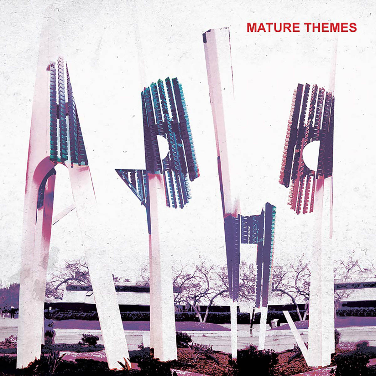 Ariel Pink's Haunted Graffiti, Mature Themes