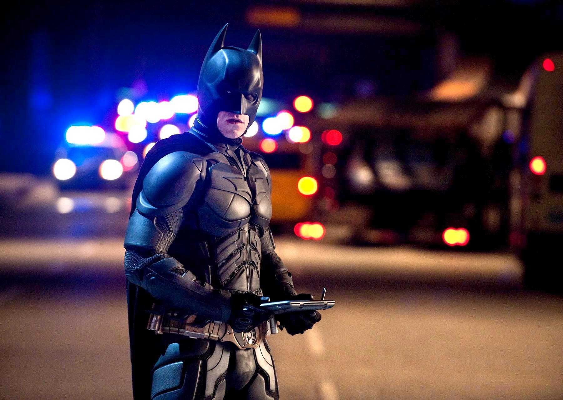 Oscar Prospects: The Dark Knight Rises