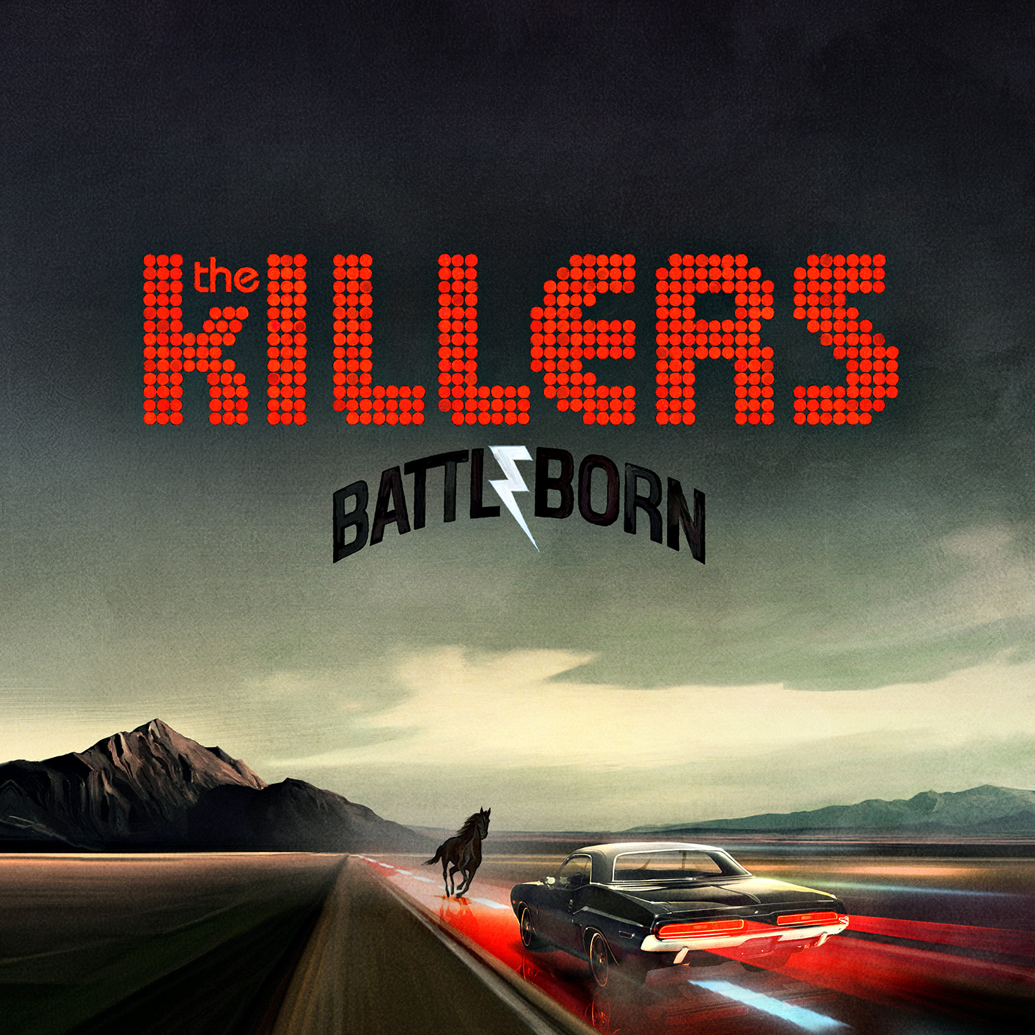 The Killers, Battle Born