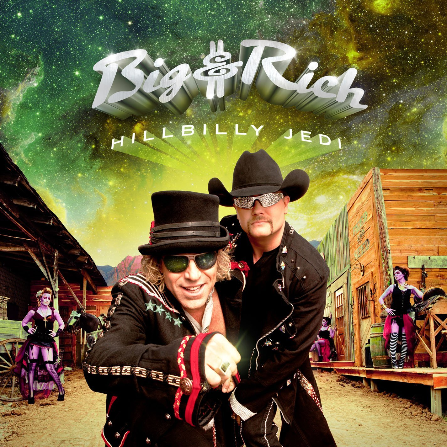Big & Rich, Hillbilly Jedi