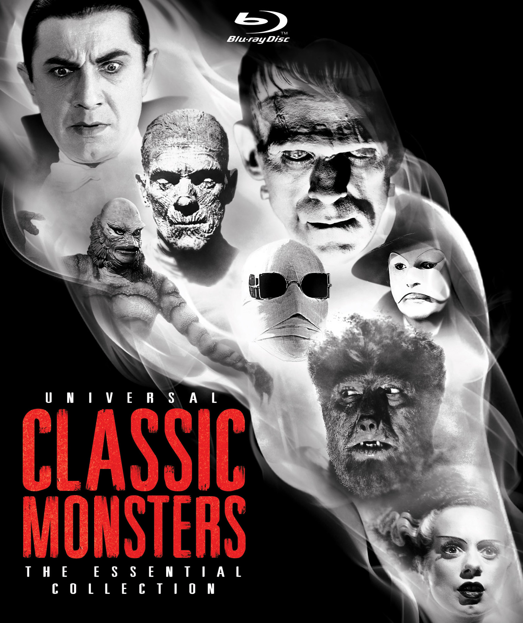 Blu Ray Review Universal Classic Monsters The Essential Collection Slant Magazine