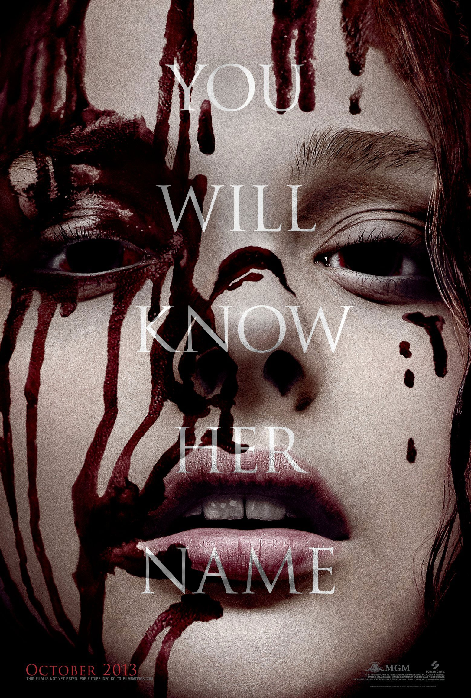 Poster Lab: Carrie