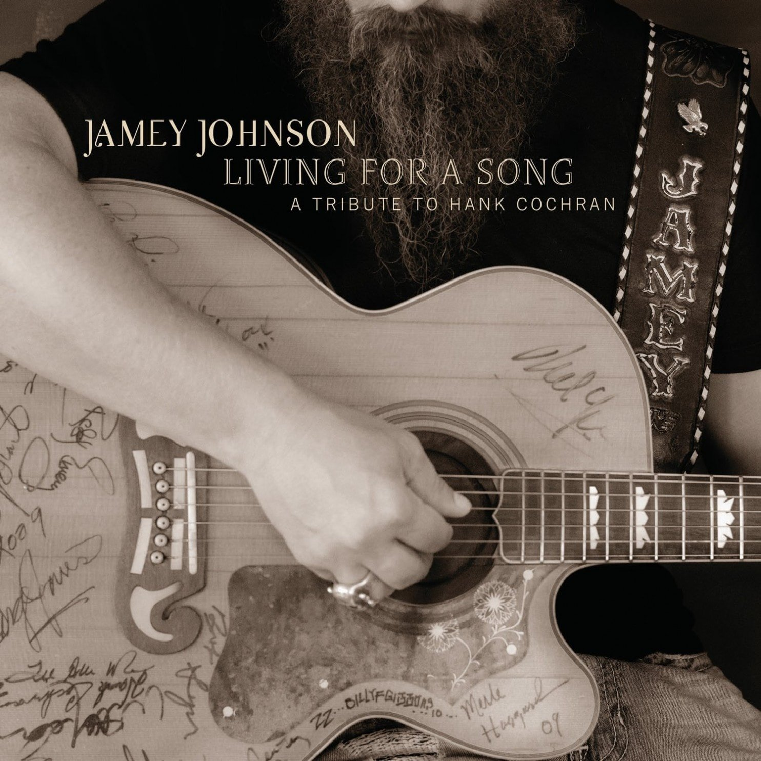 Jamey Johnson, Living for a Song: A Tribute to Hank Cochran