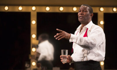 Tomming From the Heart: Satchmo at the Waldorf at The Long Wharf Theatre