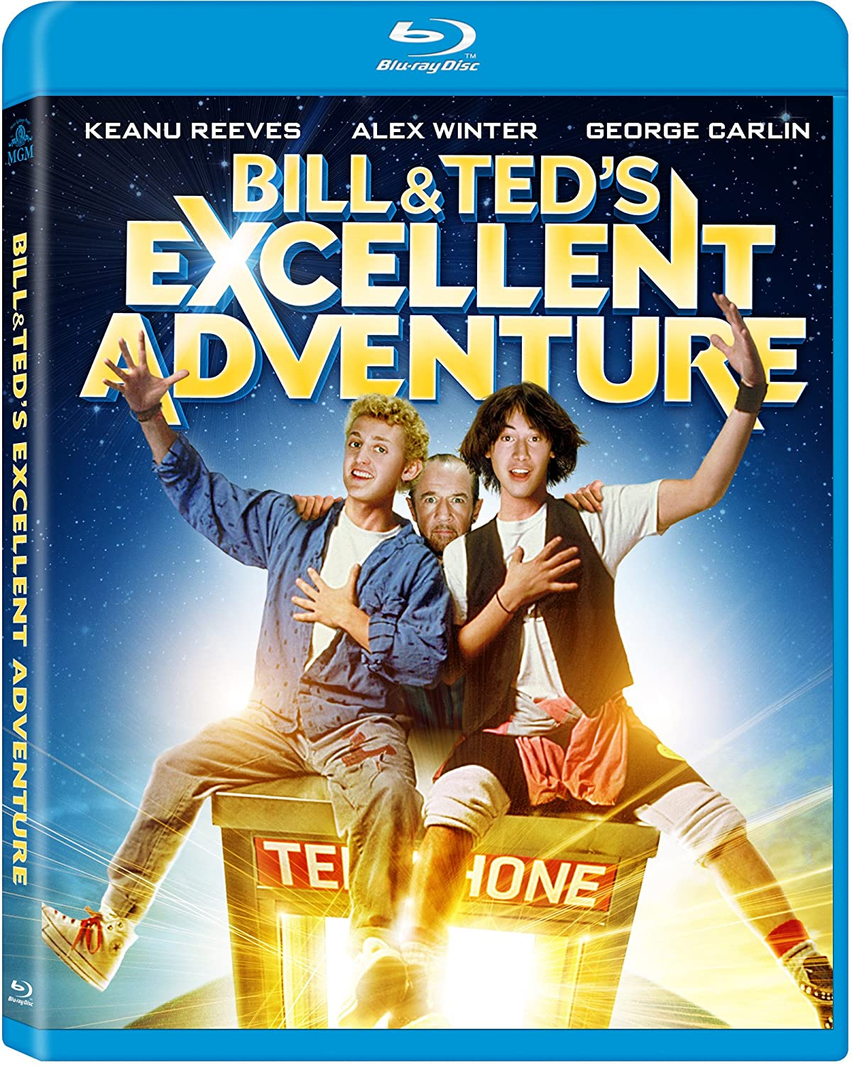 Amy Stock Poynton Nude blu-ray review: bill & ted's excellent adventure - slant