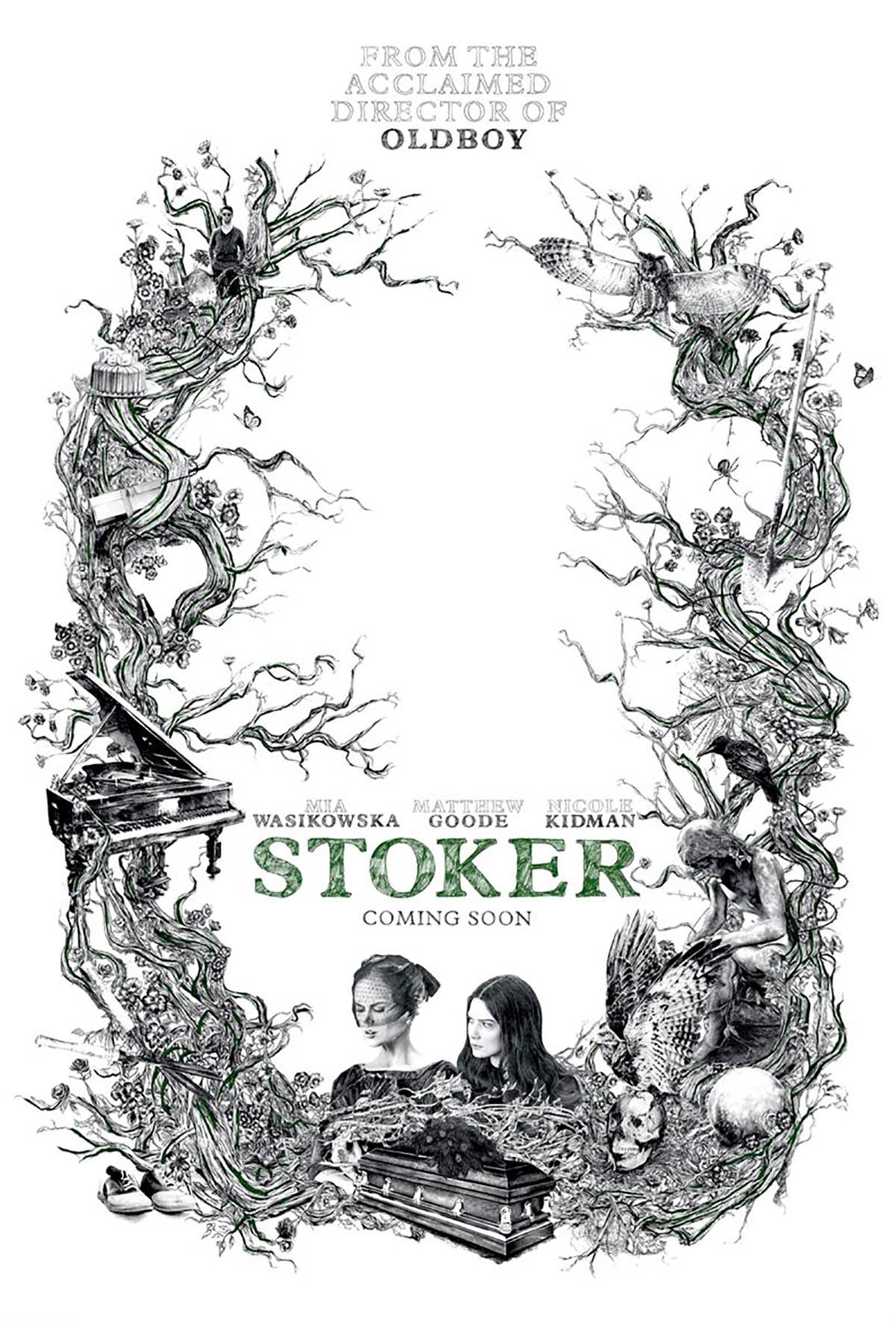 Poster Lab: Stoker