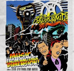 Aerosmith, Music from Another Dimension