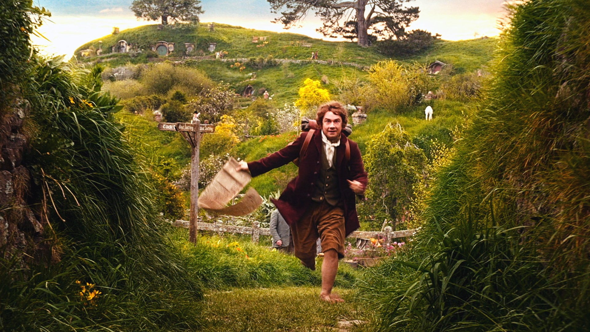 Back There Again: The Hobbit: An Unexpected Journey