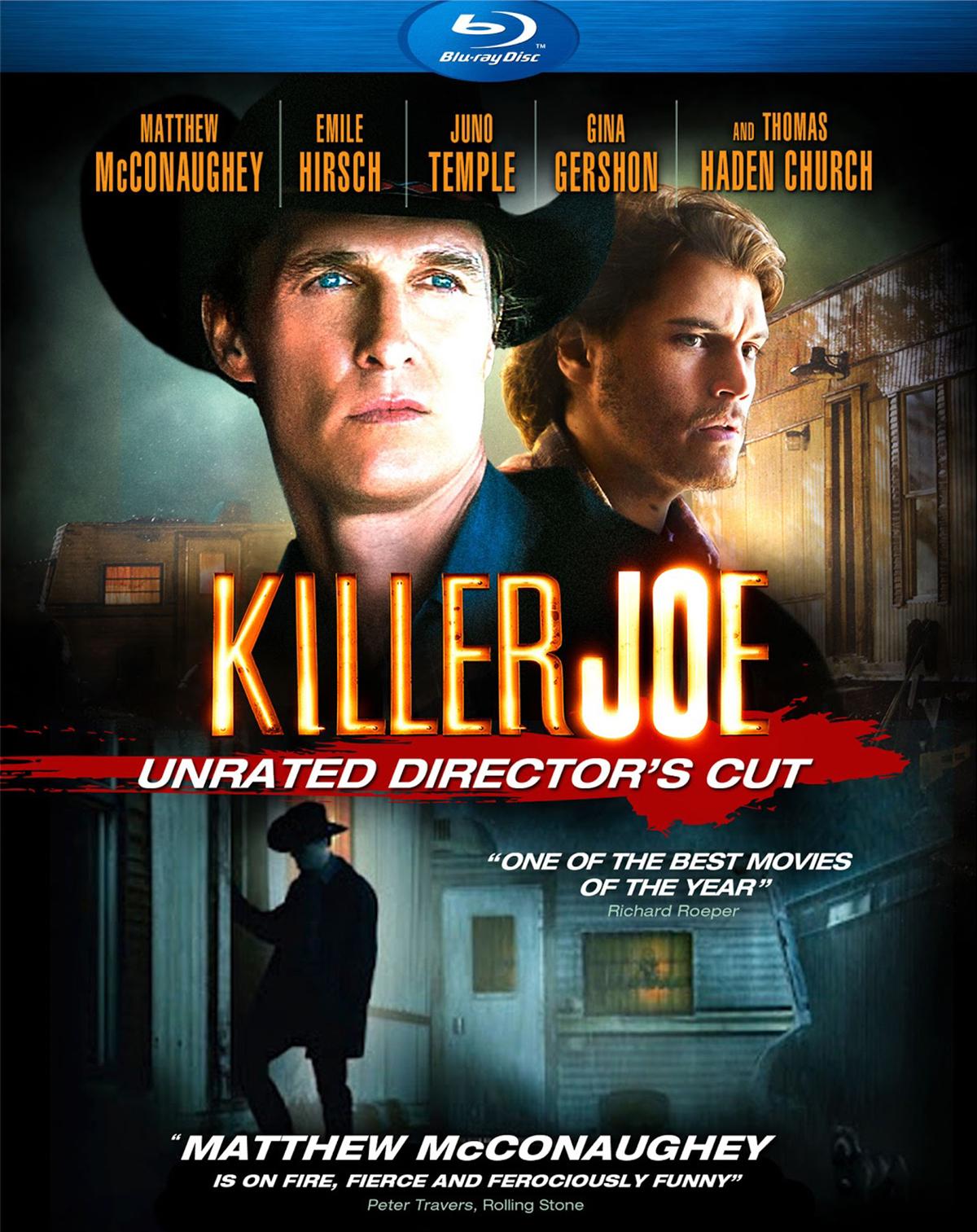 Blu-ray Review: Killer Joe - Slant Magazine