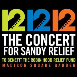 Various Artists, 12-12-12: The Concert for Sandy Relief