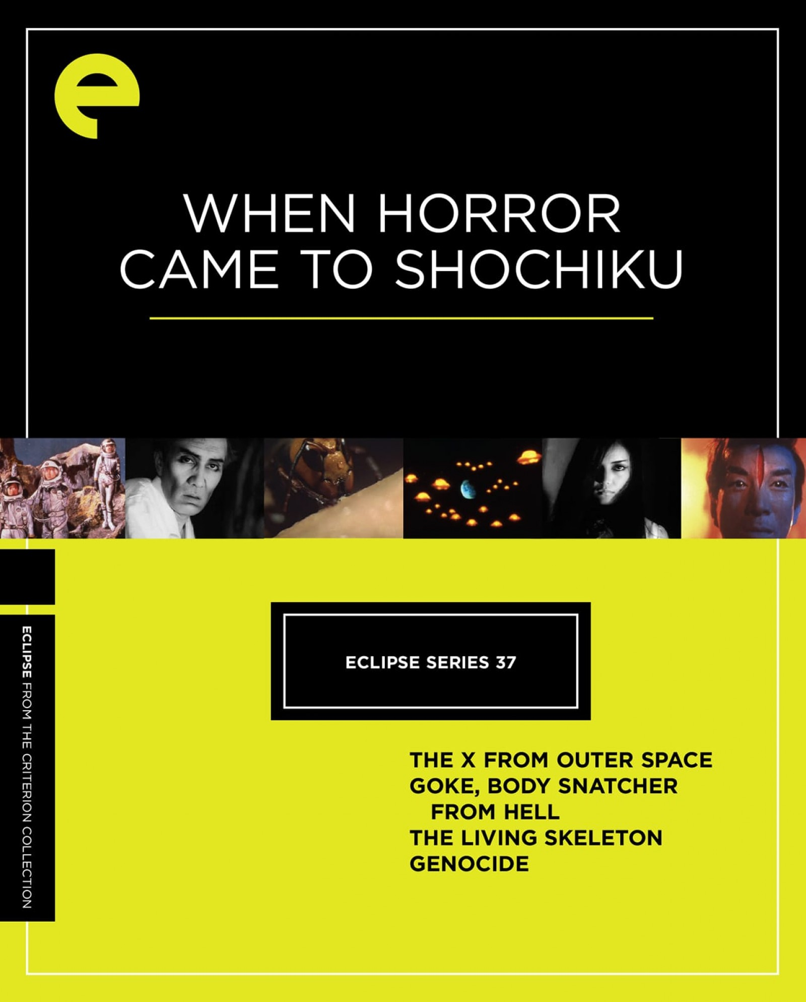 475eacb2475a39 Blu-ray Review  Eclipse Series 37  When Horror Came to Shochiku ...