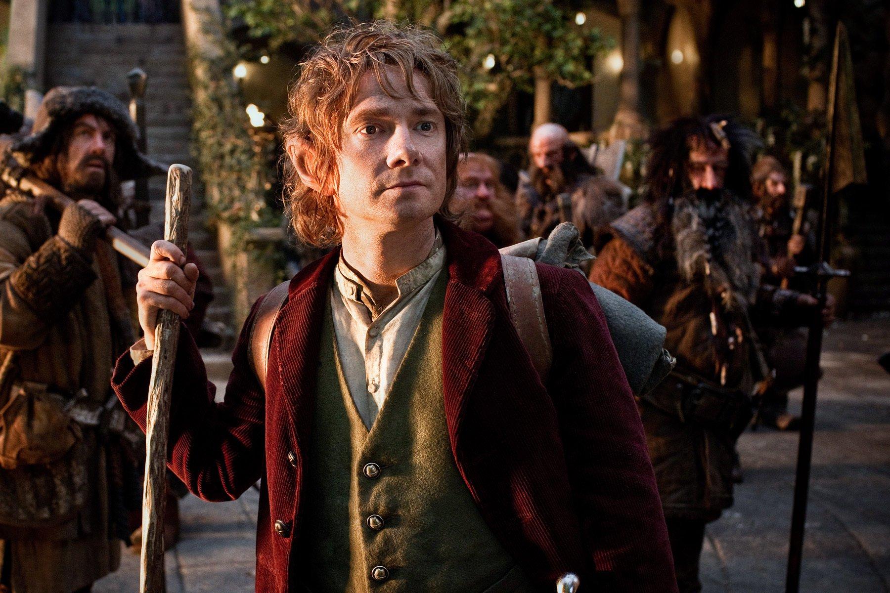 Critical Distance: The Hobbit: An Unexpected Journey