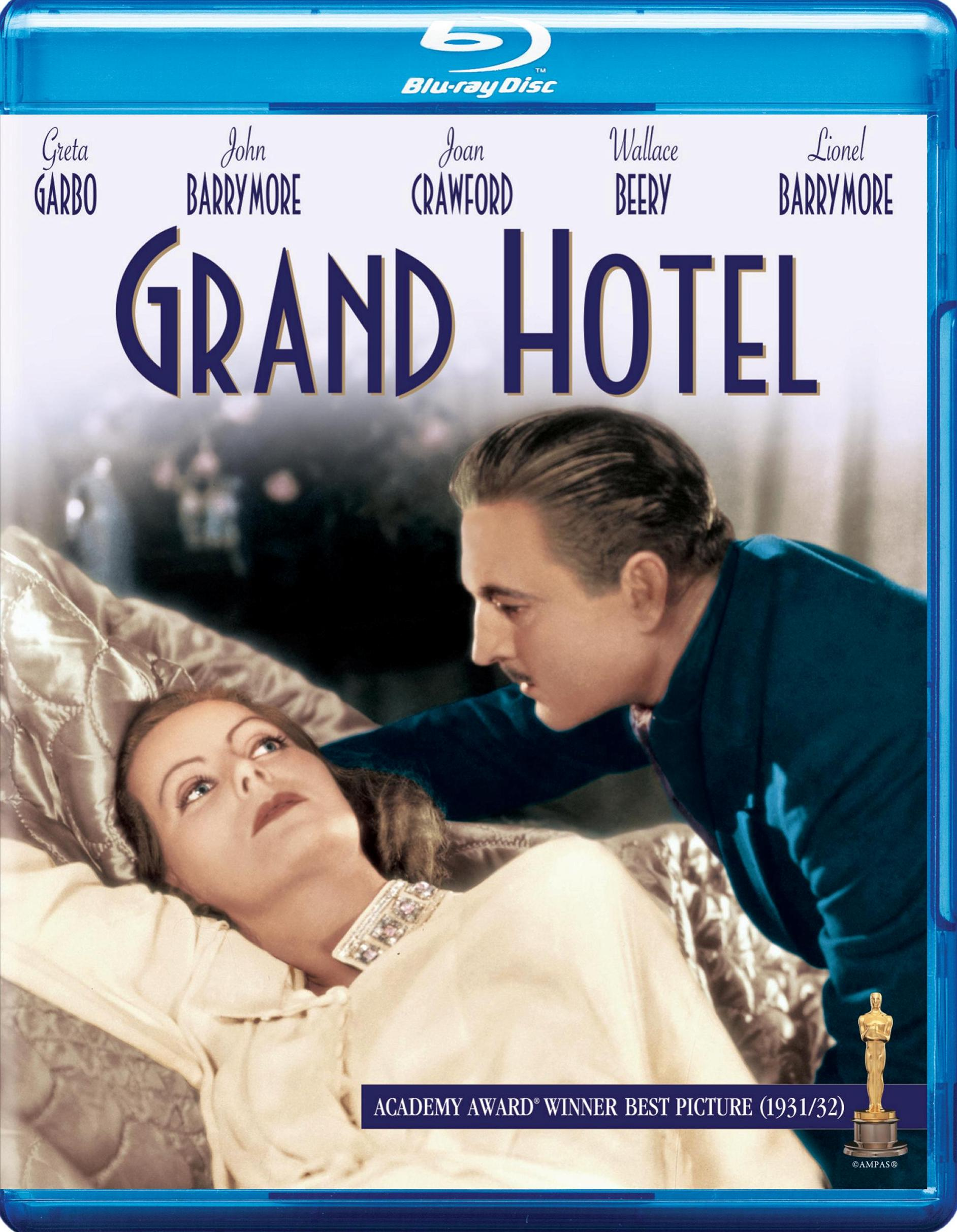 Blu-ray Review: Edward Goulding's Grand Hotel on Warner Home Video