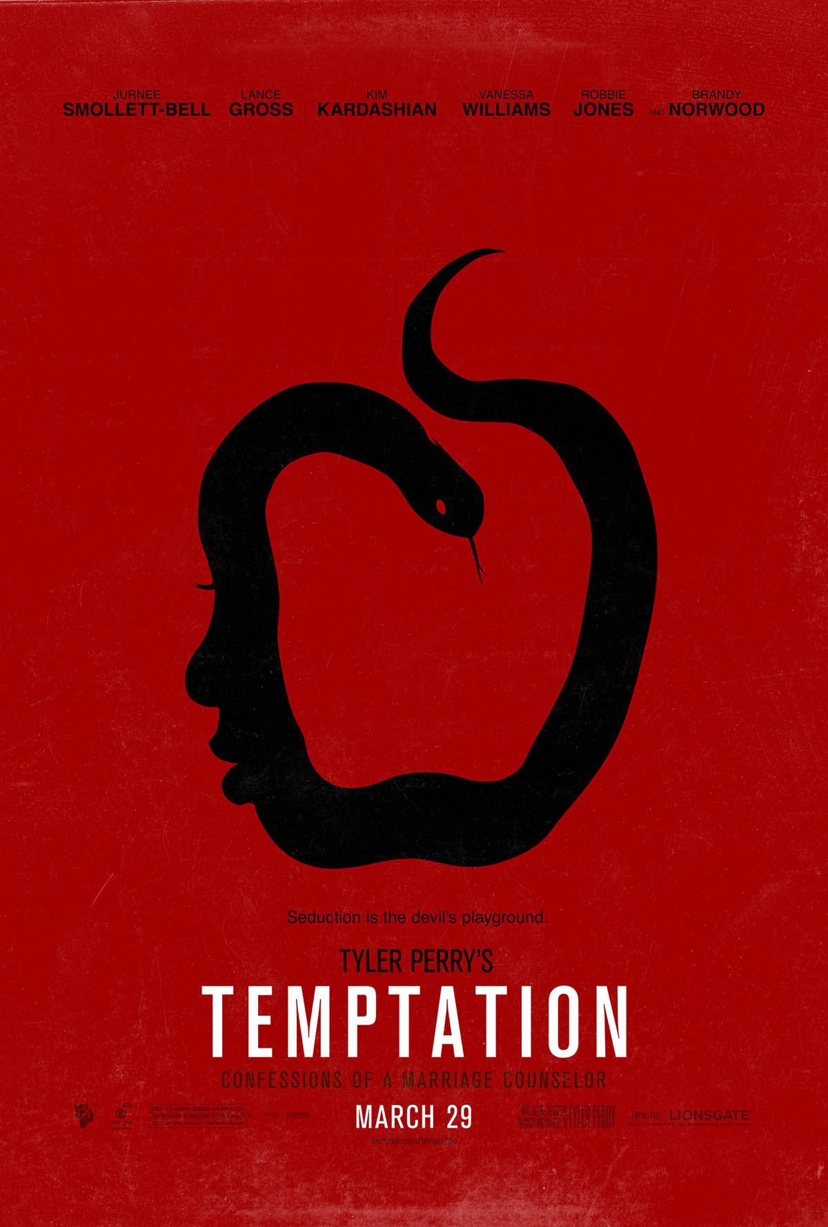 Poster Lab: Tyler Perry's Temptation