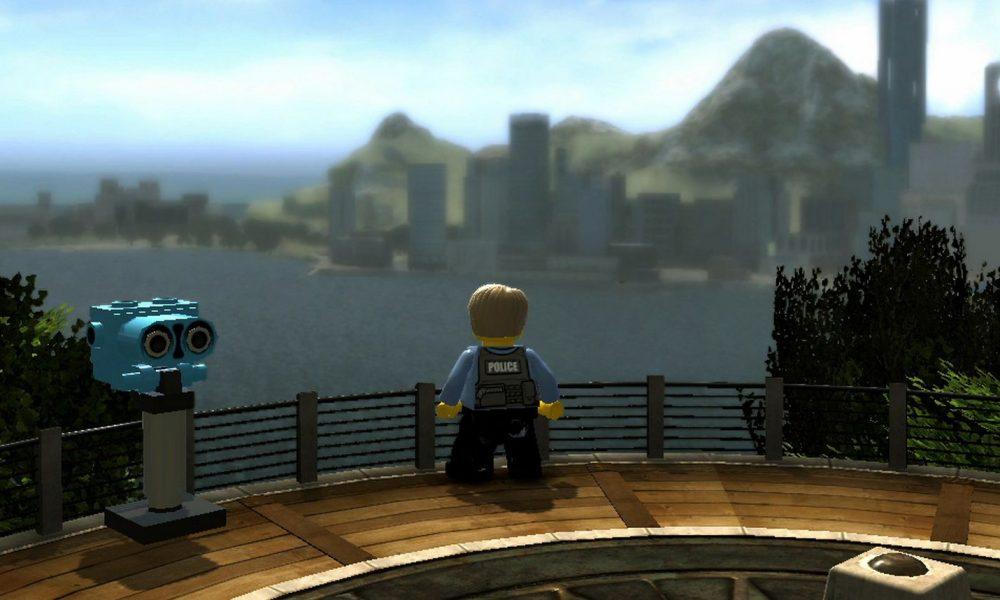 Review Lego City Undercover Slant Magazine