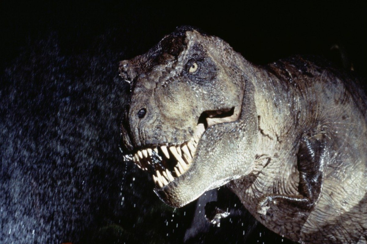 Jurassic Park as a Means of Discussing Fractals, Chaos Theory, and Scary Movies
