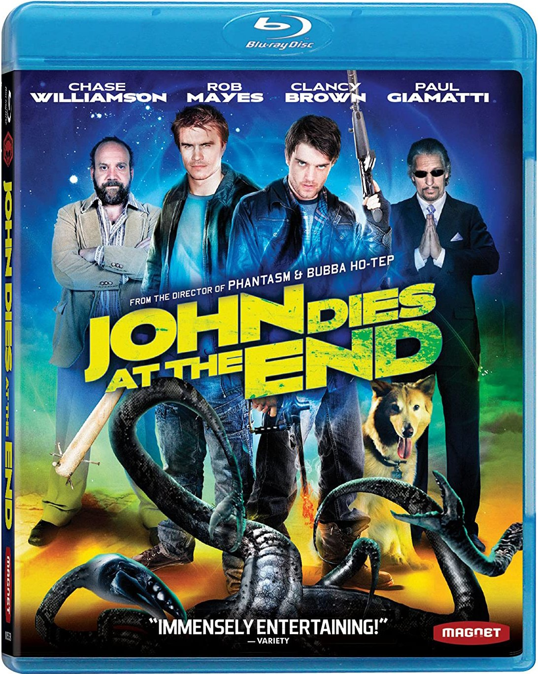 Blu-ray Review: John Dies at the End - Slant Magazine
