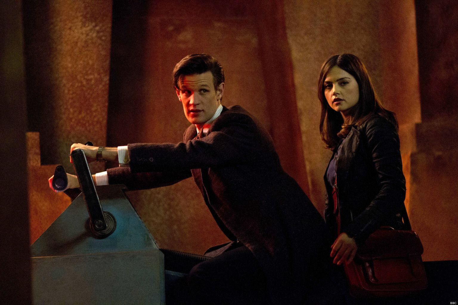 Doctor Who, Cold War