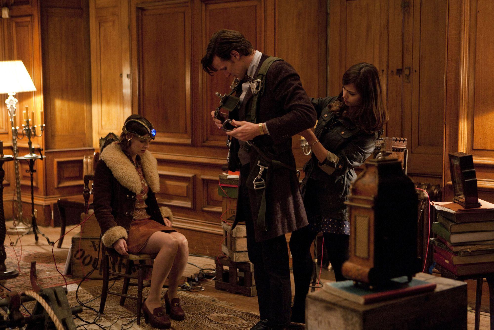 Doctor Who Recap: Season 7, Episode 10, Journey to the Centre of the TARDIS