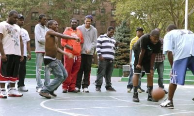 Doin' It in the Park: Pickup Basketball, NYC