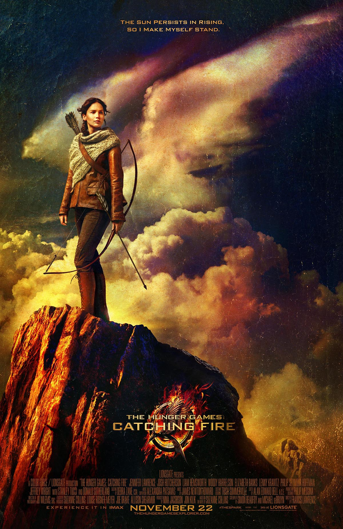 Poster Lab: The Hunger Games: Catching Fire
