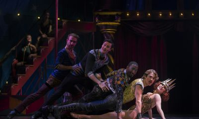 Climb on Board: Pippin at the Music Box Theatre
