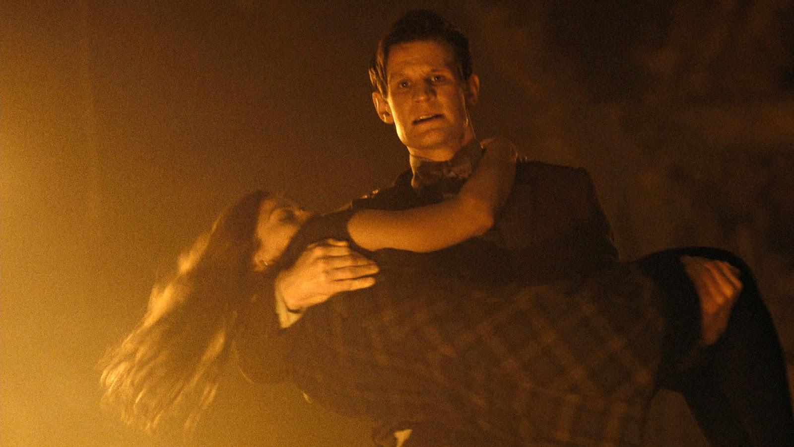 Doctor Who Recap Season 7 Episode 13 The Name Of The Doctor