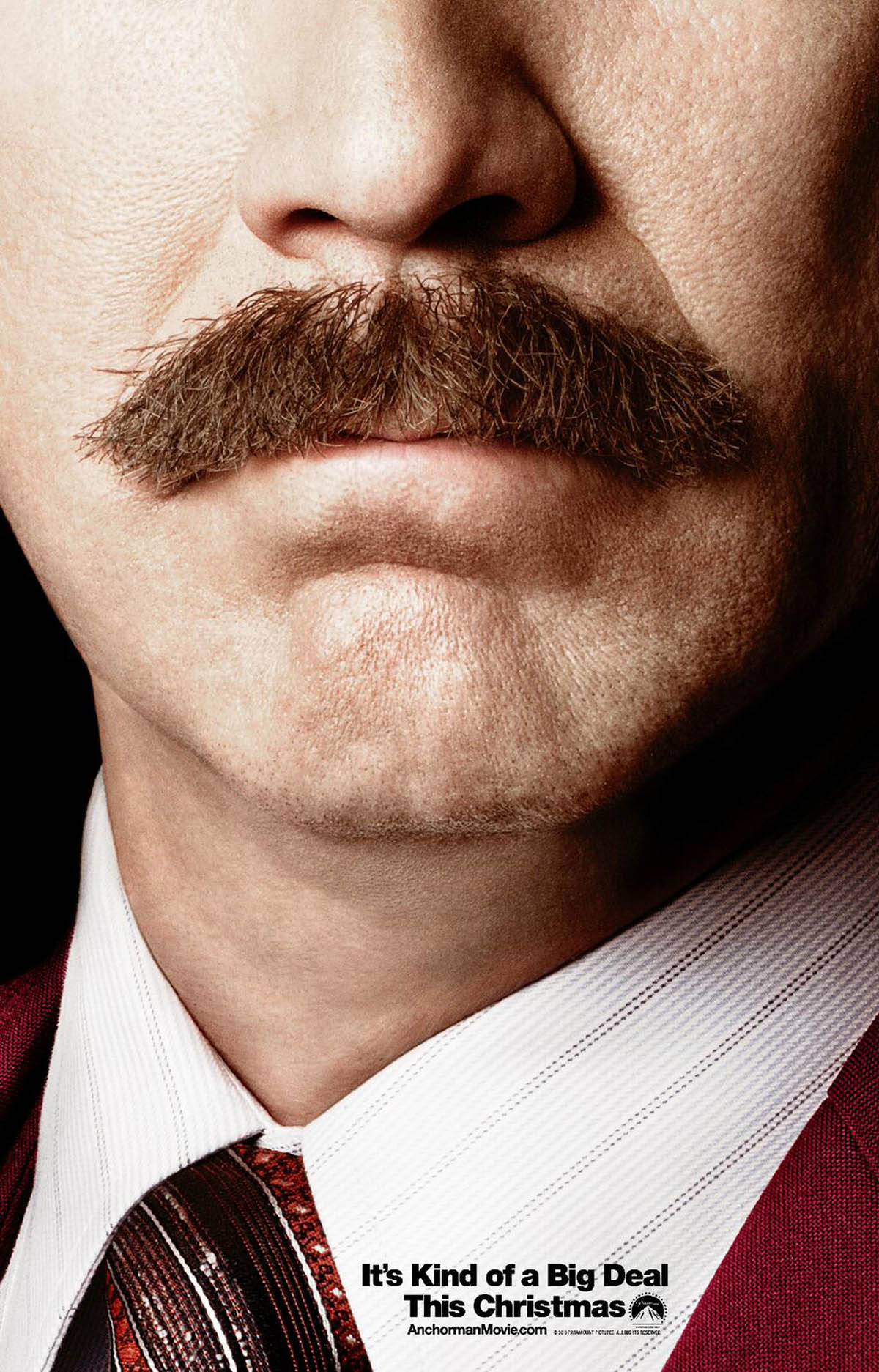 Poster Lab: Anchorman 2: The Legend Continues