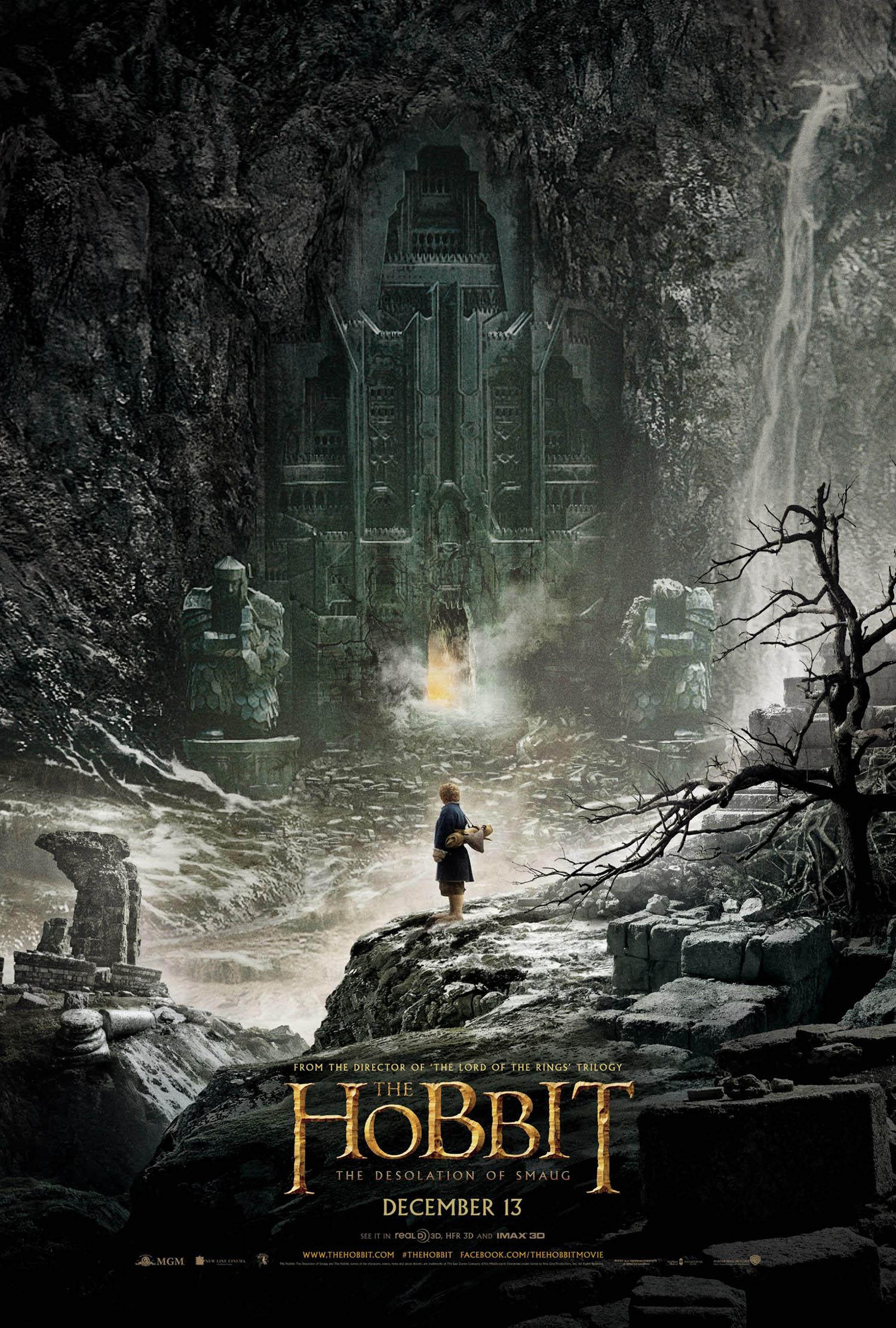 Poster Lab: The Hobbit: The Desolation of Smaug