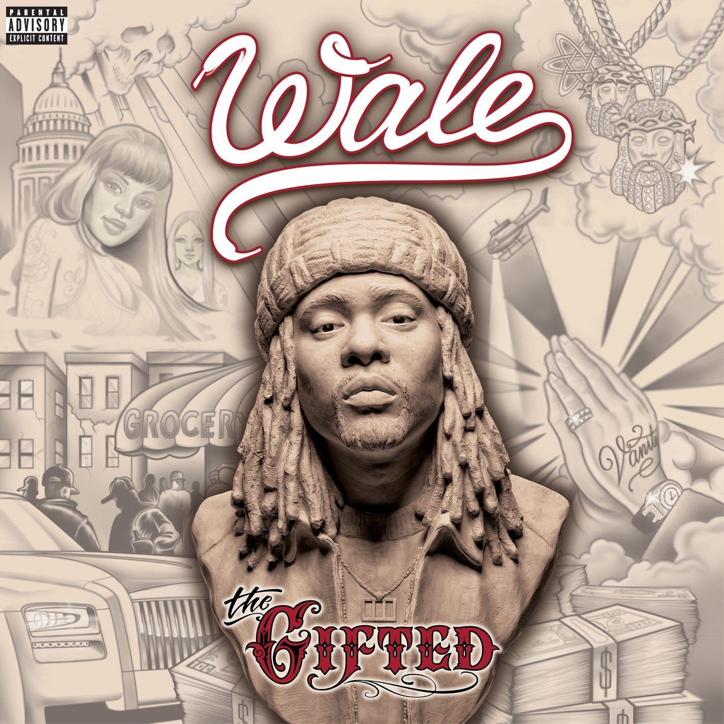 Wale, The Gifted