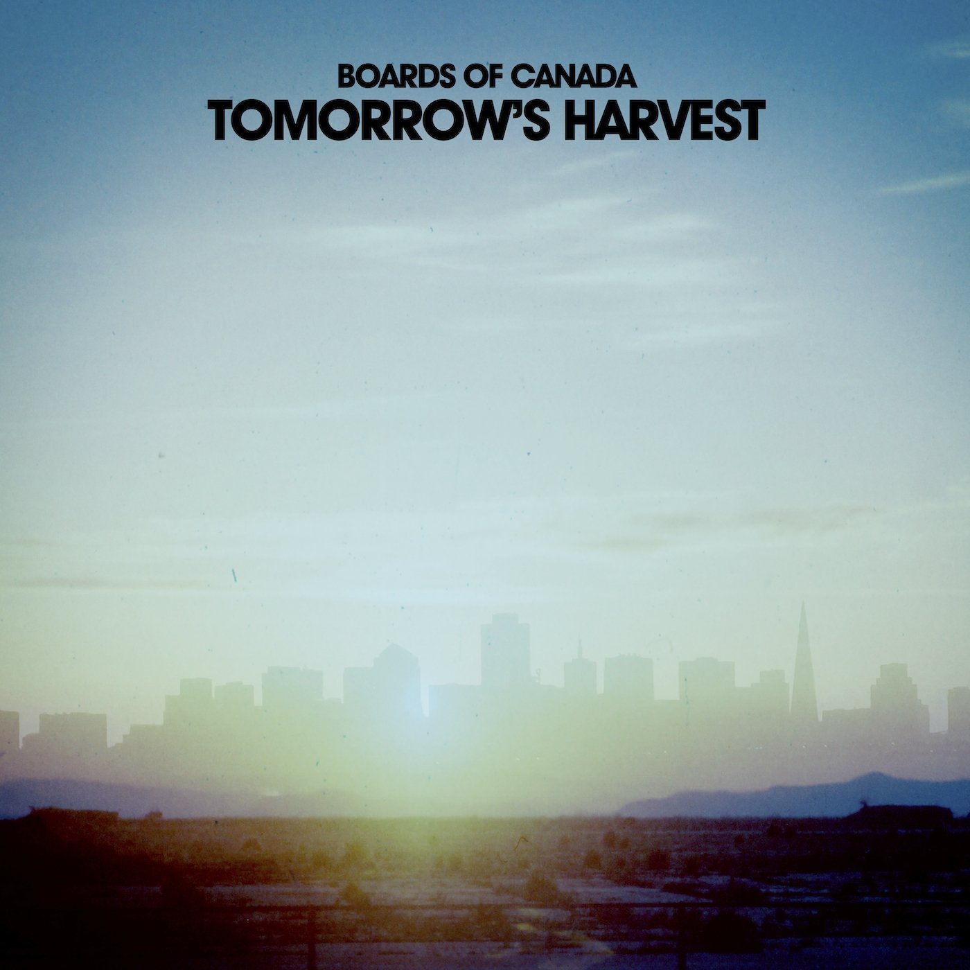 Boards of Canada, Tomorrow's Harvest