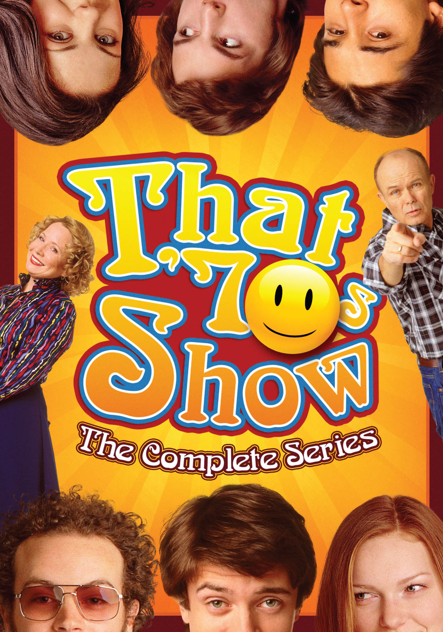 e81147bb719 DVD Review  That  70s Show  The Complete Series - Slant Magazine