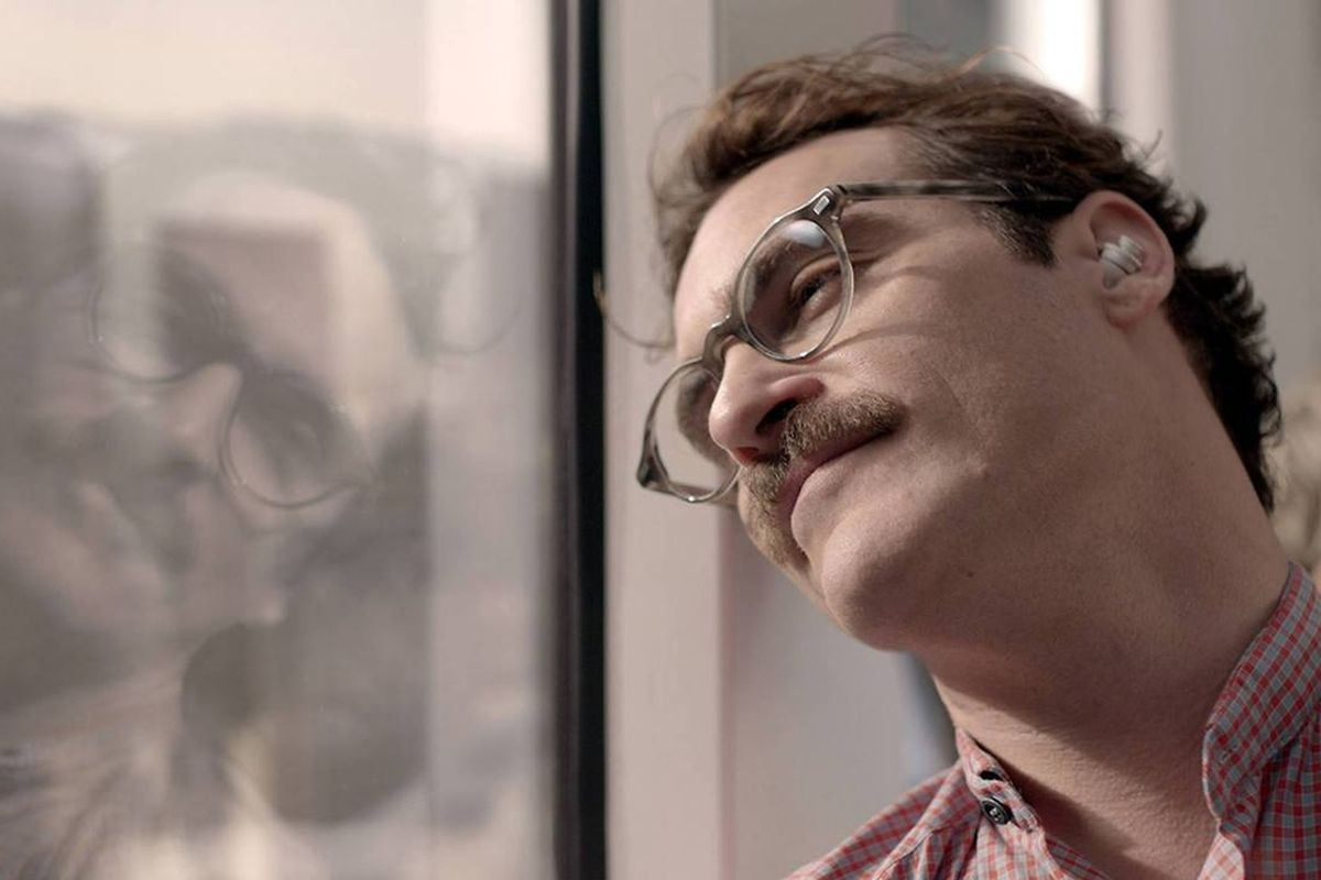 Watch the Trailer for Spike Jonze's Her, Starring Joaquin