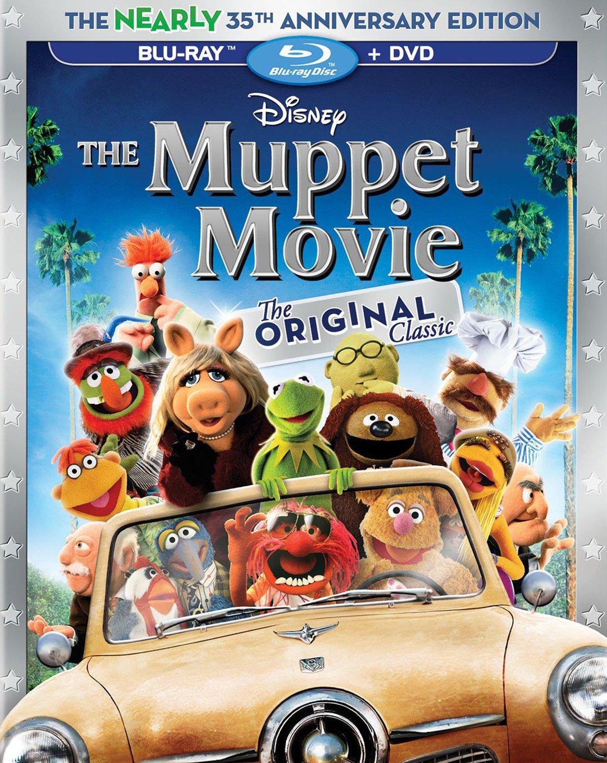 Blu-ray Review: The Muppet Movie - Slant Magazine