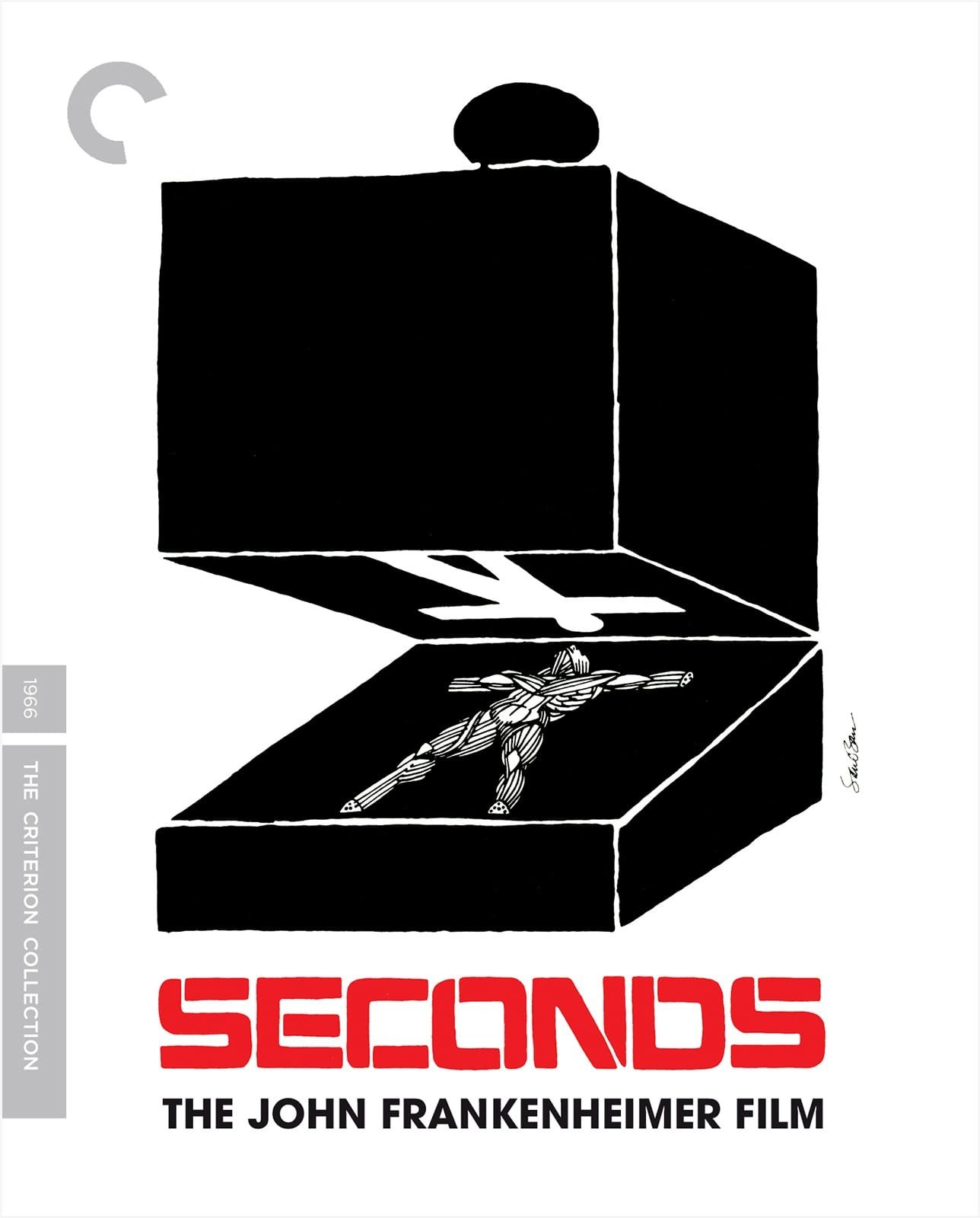 9c203eb2 ... existential crisis, Seconds is arguably a second-tier John  Frankenheimer funhouse of paranoia, but the same might be said of any film  that isn't The ...