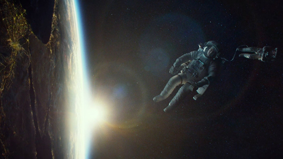 Toronto International Film Festival 2013: Alfonso Cuarón's Gravity